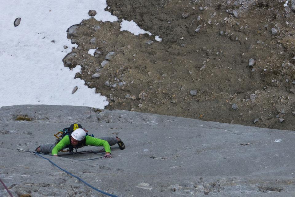 David Lama - First skidescents & Locker vom Hocker - DAVID LAMA